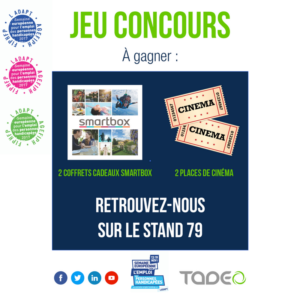 resultat jeu concours tadeo seeph 2017 paris
