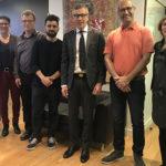 La société Lecapitaine facilite l'intégration de son collaborateur sourd avec Tadeo