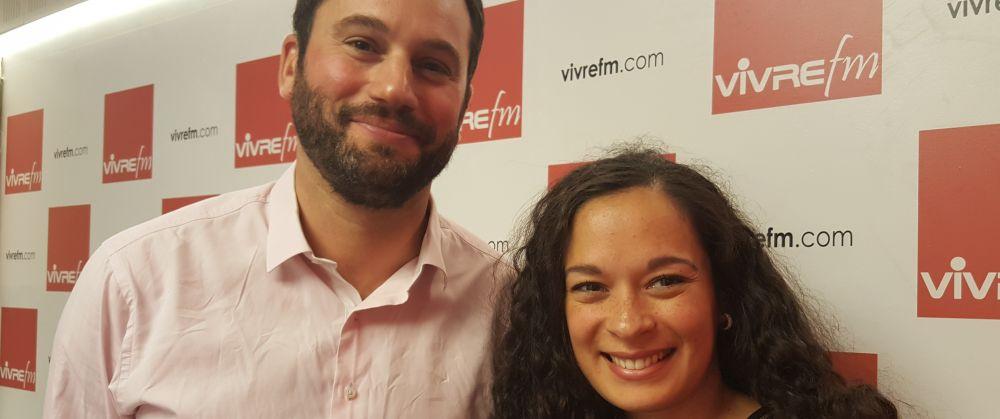 vivre fm interview tadeo semaine mondiale des sourds