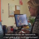 [REPORTAGE FRANCE 3] Isabelle Gaud, utilisatrice Tadeo