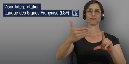 langue des signes personne sourde solution sourd