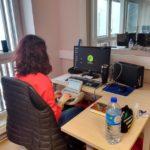 [FORMATION] La 5e session de formation au métier      d'e-transcripteur a commencé !